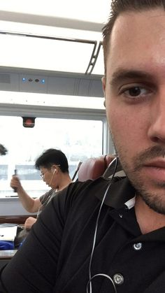 Lady passing the time on a train in China... - see http://www.classybro.com/ for more!