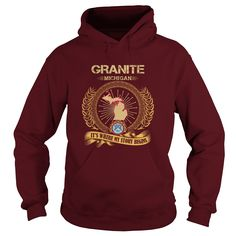 (Tshirt Cool Discount) Granite-Michigan  Coupon 20%  Granite-Michigan  Tshirt Guys Lady Hodie  SHARE and Get Discount Today Order now before we SELL OUT Today  automotive 0399 cool name shirt