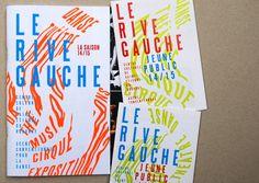 La Colline théâtre national 15/16 – Brochure saison et dépliants - Atelier ter Bekke & Behage                                                                                                                                                                                 Plus