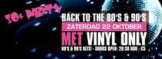 klaver 4 Brunssum, 22-10-2016 Vinyl Only Party