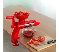 Odšťavňovač rajčat | magnet-3pagen.cz #magnet3pagen #magnet3pagen_cz #magnet3pagencz #3pagen #kuchyn #vareni Gadgets, Can Opener, Canning, Kitchen, Tomatoes, Kitchens, Originals, Cooking, Home Canning