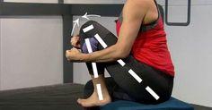Revisa los siguientes consejos que incluyen un estiramiento que es de apoyo para el desgaste de rodillas ayudándolas regenerar y rejuvenecer.