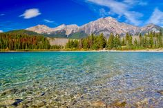 Popular on 500px : Canadian Rockies at Patricia Lake by kchangleek