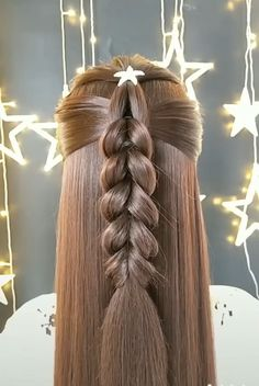 hair hacks every girl should know diy * hair hacks every girl should know ` hair hacks every girl should know diy ` hair hacks every girl should know curls ` hair hacks every girl should know summer Easy Hairstyles For Long Hair, Braids For Long Hair, Up Hairstyles, Braided Hairstyles, Creative Hairstyles, Hair Up Styles, Medium Hair Styles, Hair Style Vedio, Long Hair Video