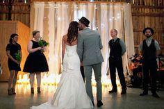 An Elegant Farm Wedding II