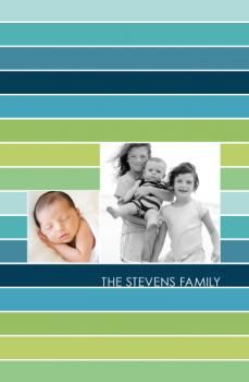 Striped Memories by Misty for Minted.