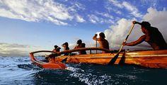 hawaiian canoe - Google Search