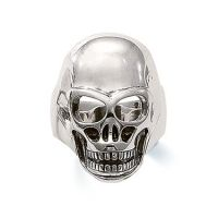 Thomas Sabo Gents Sterling Silver Skull Ring Steffan S The Jewellers