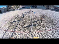 AVP Player Profile Stafford Slick- GoPro Clip | AVP Beach Volleyball