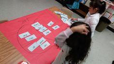 Word Sort! Kindergarten by Eye Heart Teaching!