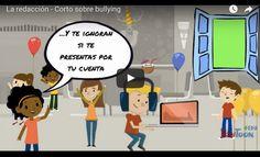 La redacción – Un corto sobre acoso escolar. La redacción – Un corto sobre acoso escolar http://blgs.co/yUT6IP. La redacción – Un corto sobre acoso escolar