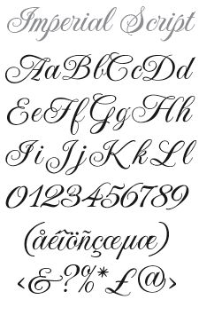 Too bad this font isn't available. I love it!