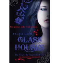 Glass Houses by Rache Caine. Book one of the Morganville Vampires series, Love these books eventhough they are aimed at teens.