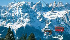 Fai della Paganella: una vista incantevole sulla Valle dell'Adige