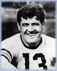 MAY 19, 1935:  NFL owners approved the plan for the NFL college draft.  The first draft was held on Feb. 8,1936.  image: Joe Stydahar, selected by Chicago in the first NFL draft