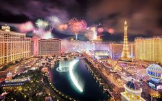 Make your New Year's Eve epic and celebrate it in Las Vegas!