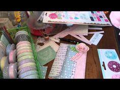 Dollar Tree Craft: DT Envelope to Adorable Card Holder! - YouTube