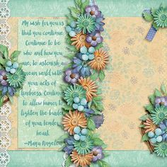 kimeric kreations: Serendipity - new this week, a template set, and a gorgeous frame cluster to share!