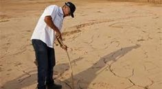 Venezuela is suffering from drought caused by the El Nino weather phenomenon