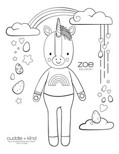 Coloring Sheets For Kids, Printable Coloring Sheets, Disney Coloring Pages, Coloring Pages For Kids, Colouring Sheets, Cute Kids Crafts, Drawing Sheet, Free Printable Art, Teepee Kids