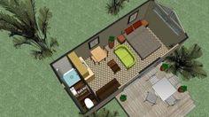 Transportable building villa plans - Open Elevation Above Villa Plan, Open Plan, Buildings, How To Plan, Open Floor Plans, Open Concept