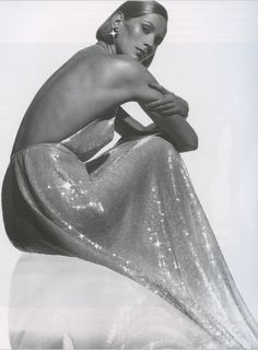 1970s Halston, beautiful picture