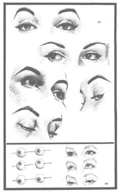 Tenga presente,  por último,  al dibujar la boca,  la conveniencia de incluir en el estudio la parte inferior de la nariz,...