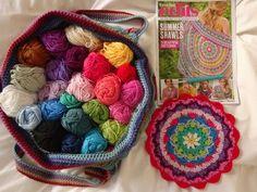 More Mandala Hoops | Attic24 | Bloglovin'
