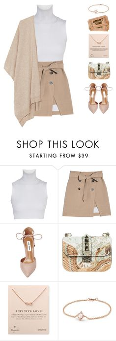 """""""shades of cool"""" by moonlightbaeex ❤ liked on Polyvore featuring Steve Madden, Valentino, Dogeared, David Yurman, The Row and topset"""