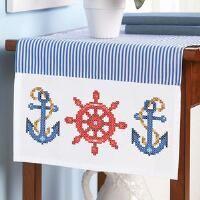 Needlework Sale | Herrschners, Inc. Cotton Linen, Cotton Fabric, Classic Sailing, Linen Bedroom, Ticking Stripe, Table Linens, Stripe Print, Fabric Patterns, Needlework