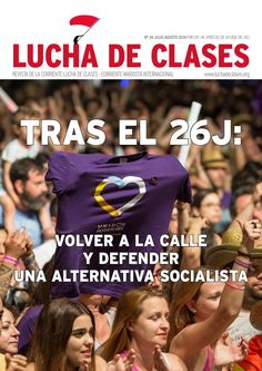 """Participa en nuestra Campaña de finanzas de Verano - ¡Apoya a """"Lucha de Clases""""!"""