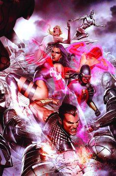 Uncanny X-Men Vol 1 525 - Marvel Comics Database adi granov