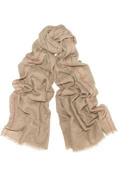 Isabel Marant  Sila cashmere scarf  €295