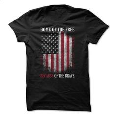 Home of the Free - #sweater for fall #sweater blanket. ORDER HERE => https://www.sunfrog.com/Political/Home-of-the-Free.html?68278