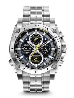Bulova 96B175 Men's Precisionist Chronograph Watch