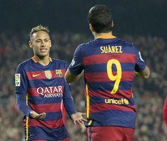 27.01.16 Barcelona 3 - 1 ath. Bilbao !! #Neymar #Neymarjr #Fcbarcelona #CopaDelRey ⚽