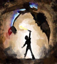 como entrenar a tú dragón
