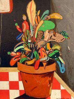 Shining Plant — Eddie Martinez