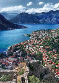 kotor, montenegro - can't wait to go here on our honeymoon cruise!