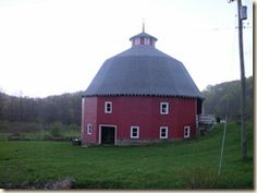 16 sided barn in Ohio, one of only 3 in the US!