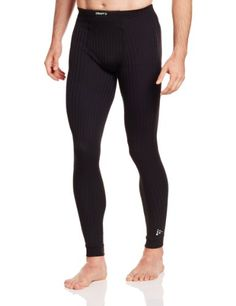 Craft Mens Active Extreme Base Layer Pants BlackPlatinum Medium -- More info could be found at the image url.(This is an Amazon affiliate link and I receive a commission for the sales)