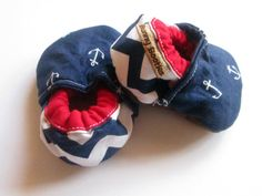 Nautical Boy Baby Shoes Nautical Baby Booties Toddler Nautical Shoes Bunny Booties Boy Navy Blue Anchor Boy Shoes Sailor Baby kids shoes on Etsy, $20.00