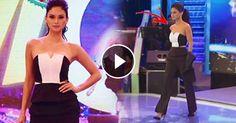 [Trending Now] Vice Ganda Named Miss Universe Pia Wurtzbach's Signature Walk As 'Tanim-Bala' Walk