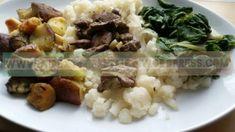 13-14 (1) Potato Salad, Potatoes, Menu, Ethnic Recipes, Food, Menu Board Design, Potato, Essen, Meals