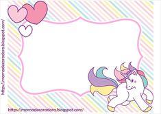 Name Tag For School, School Name Labels, Unicorn Banner, Unicorn Names, Unicorn Wallpaper Cute, Hello Kitty Wallpaper, Unicorn Birthday Parties, Unicorn Party, Hello Kitty Invitation Card
