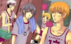 kyo and tohru   images of the boys kyo and tohru fruits basket photo wallpaper