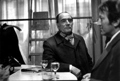 Ferdinando Scianna François Mitterrand, 1977