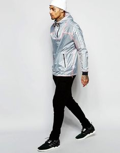 adidas Originals | adidas Originals Windbreaker Jacket AJ7852 at ASOS