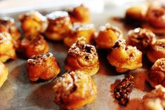 Sticky Pecan Mini-Buns   The Pioneer Woman Cooks   Ree Drummond