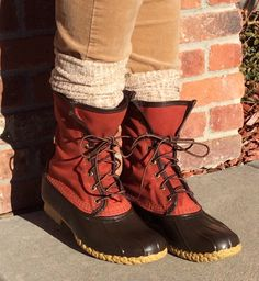 9becf6586bf46 LL Bean Boots Signature Women s Waxed-Canvas Maine Hunting Shoe
